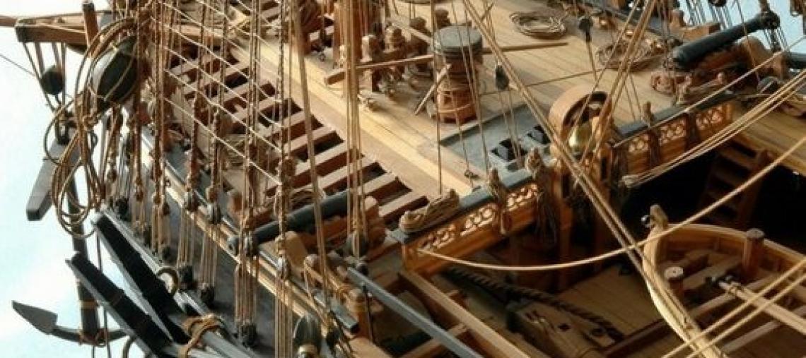 Modelarstwo nie tylko okrętowe